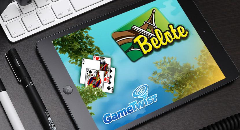la belote game