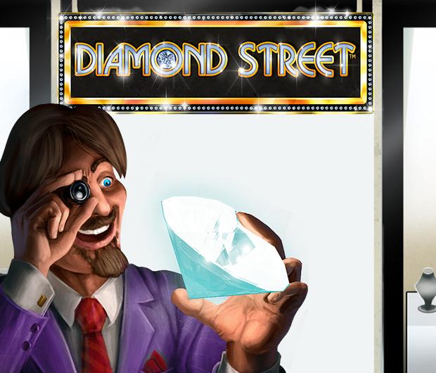 gametwist diamond street