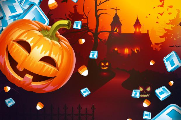 Fêtez Halloween avec 200% de Twists offerts en plus avec Gametwist